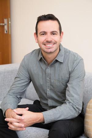 Psicólogo e Terapeuta em EMDR - Ocimar G. Olivetti Filho - Integralis - Clínica de Saúde