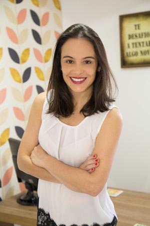 Nutricionista - Carolina Rocha